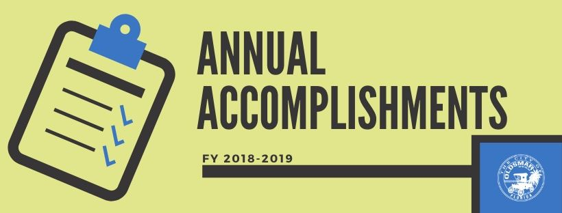 ANNUAL ACCOMPLISHMENTS