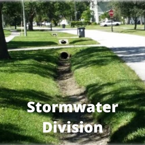 Stormwater Division link