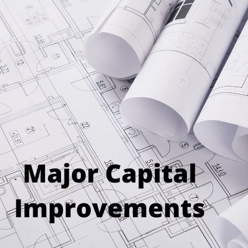 Major Capital Improvements link