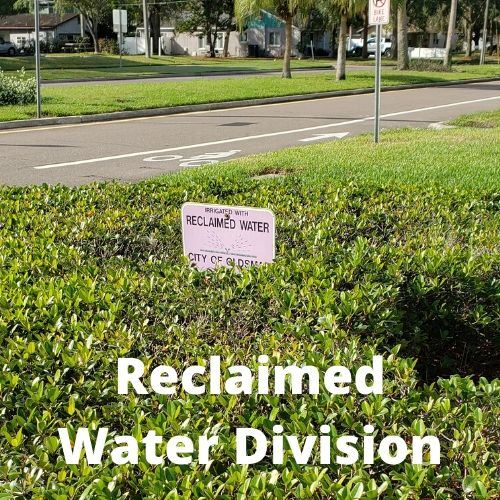 Reclaimed Water Division link
