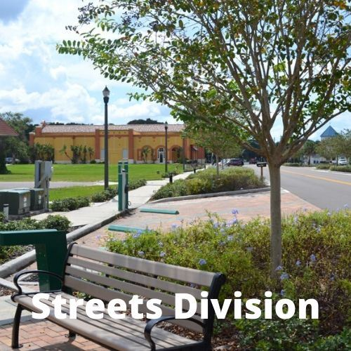 Streets Division link