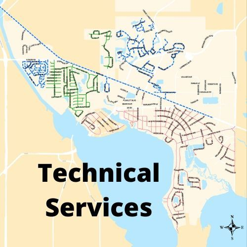 Technical Services link