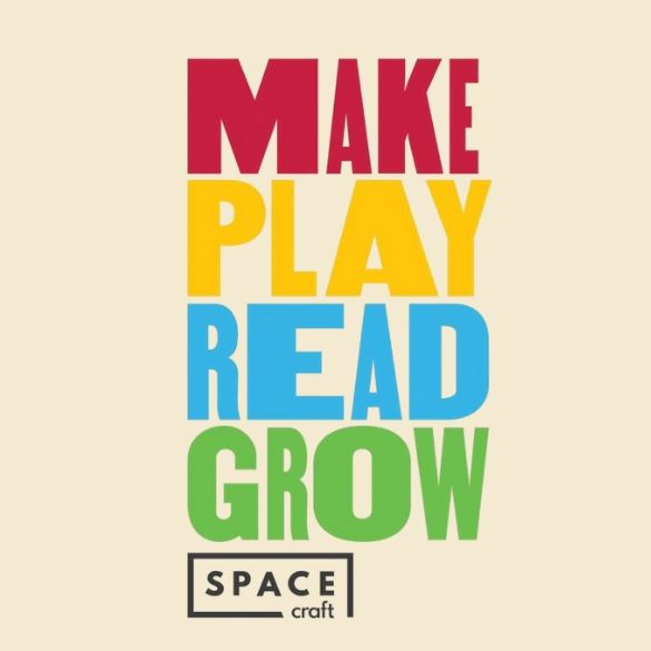 Make Play Read Grow Spacecraft
