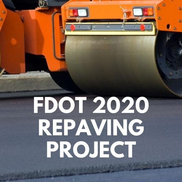 REPAVING PROJECT NFLSH