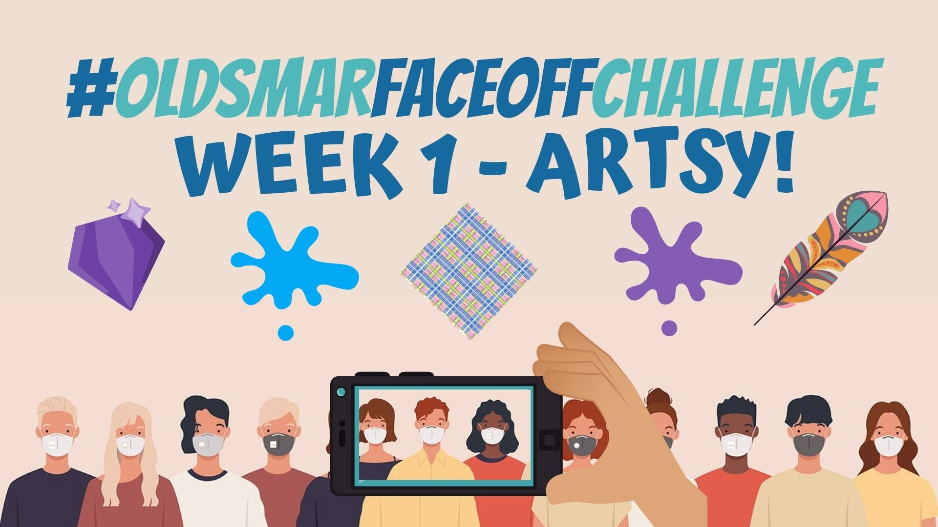FACE OFF CHALLENGE WK 1 ARTSY (1)