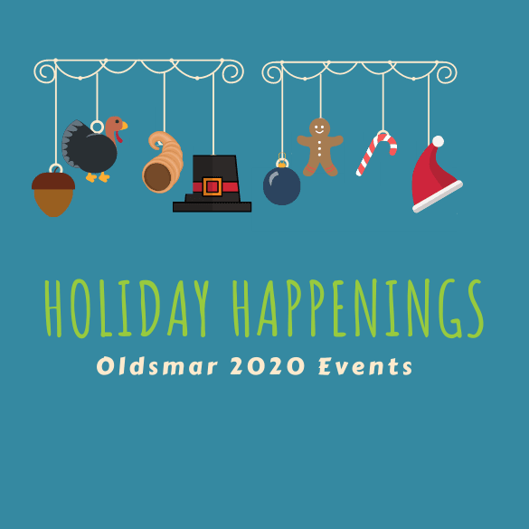 2020 holiday happenings  Oldsmar Events