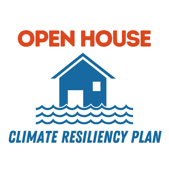 CLIMATE RESILIENCY PLAN OPEN HOUSE HOUSE FLOATING ON WATER