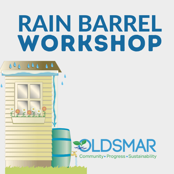 RAIN BARREL WORKSHOP NFLSH
