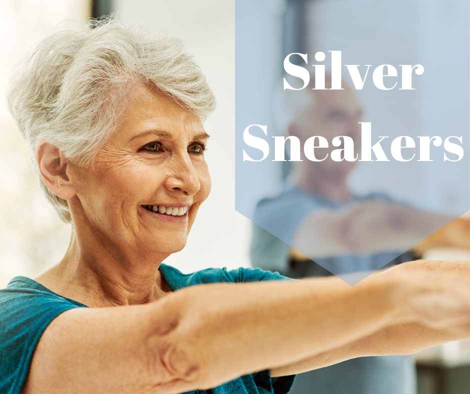 Silver Sneakers