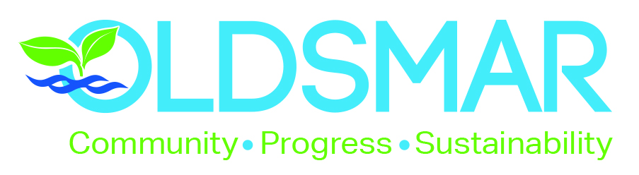 Oldsmar Sustainability logo