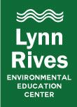 Lynn Rives Environmental Education Center green and white logo