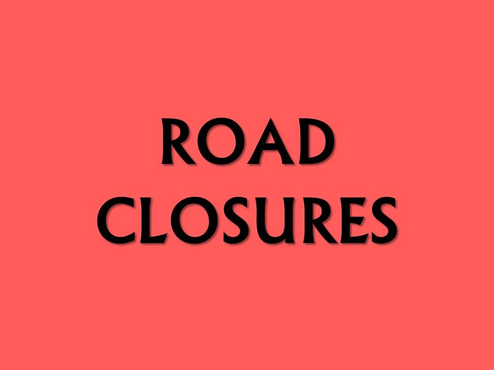 ROAD CLOSURE for Oldsmar Residents and Businesses