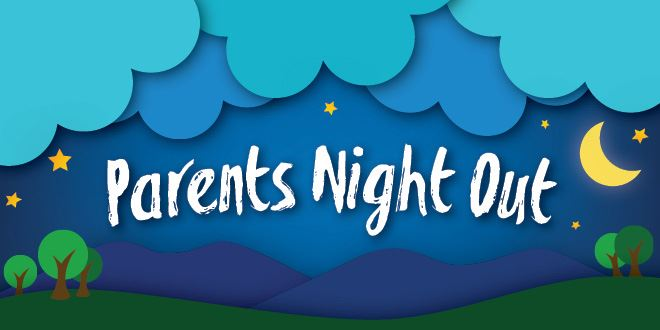 Parents Night Out Program Logo