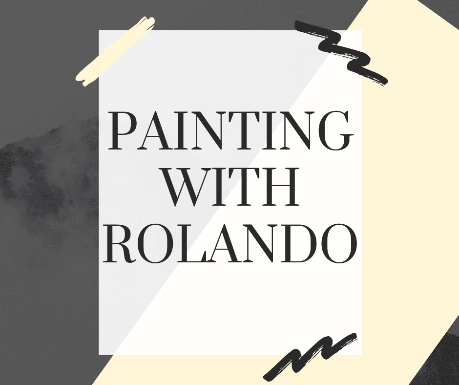 Painting with Rolando - Web