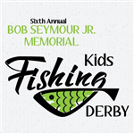 2019 Kids Fishing Derby Logo