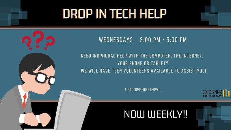 drop in tech help