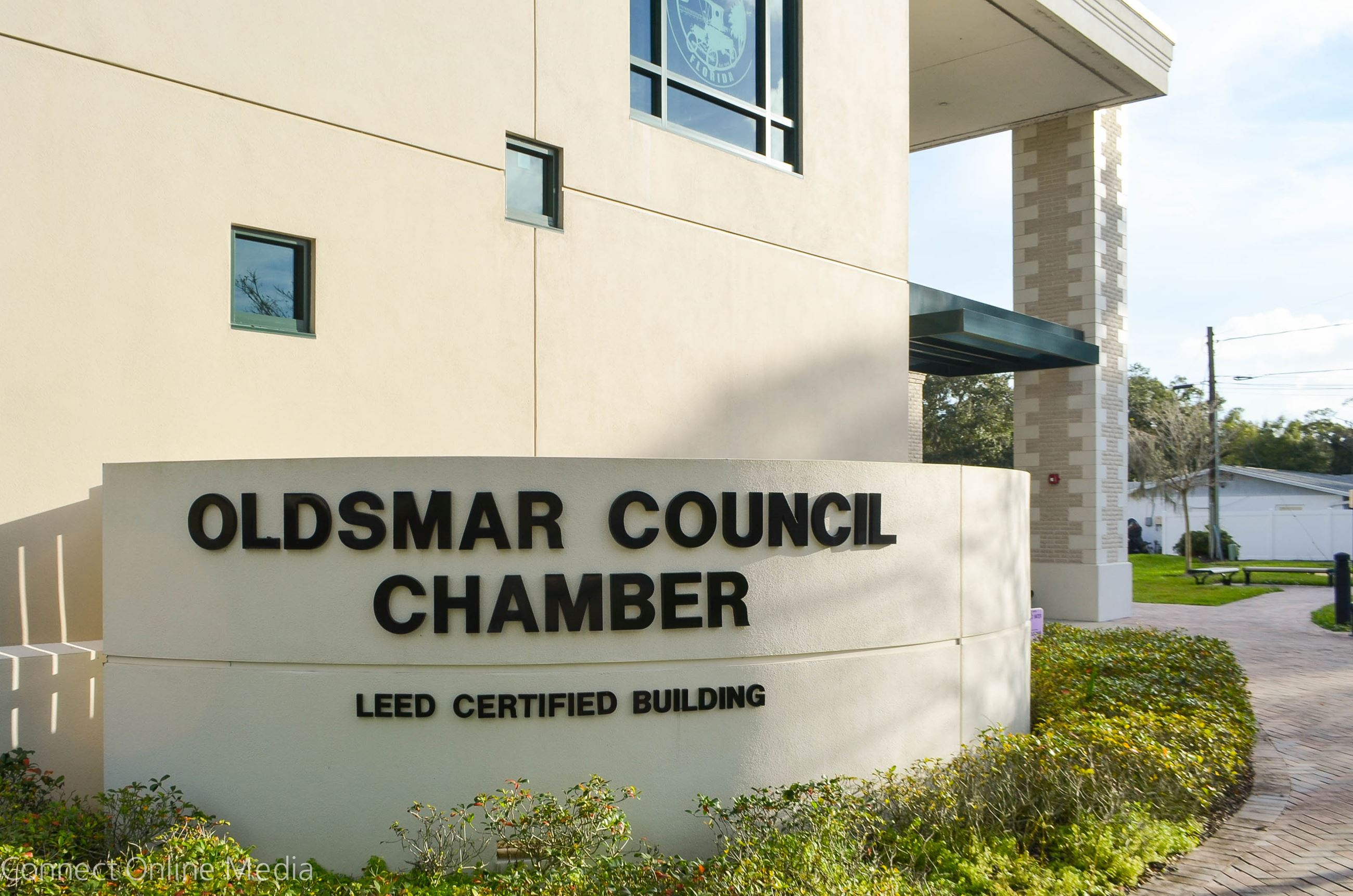 LEED certified Council Chambers