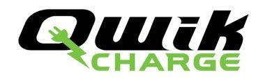 Qwik Charge logo Opens in new window
