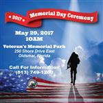 Memorial Day, Ceremony, Veterans, Oldsmar