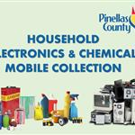 Pinellas County Mobile Collections, Recycling, Electronics, Chemicals
